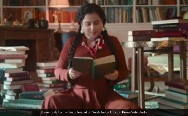 विद्या बालन की फिल्म 'शकुंतला देवी' का ट्रेलर हुआ रिलीज, Video यूट्यूब पर कर रहा है ट्रेंड