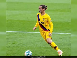 Barcelona Confirm Antoine Griezmann Injury