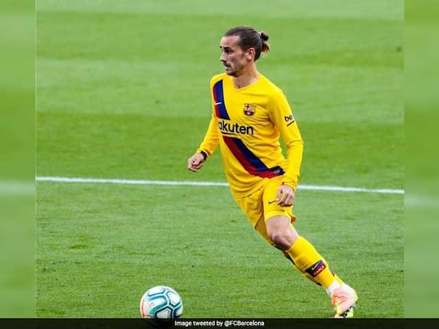Barcelona Confirm Antoine Griezmann Injury