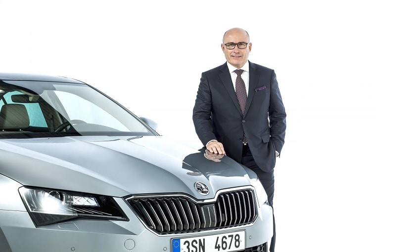 The change at Skoda comes amid a broader management reshuffle at the Volkswagen Group