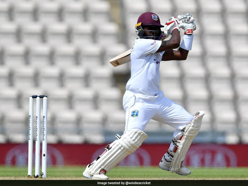 England vs West Indies 1st Test Day 5 Highlights: Jermaine Blackwood's Half-Century Helps West Indies To Four-Wicket Win