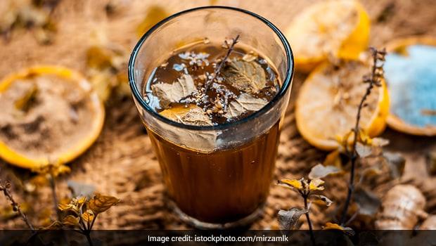How To Make Kashmiri Kahwa Tea For Good Immunity And Weight Loss