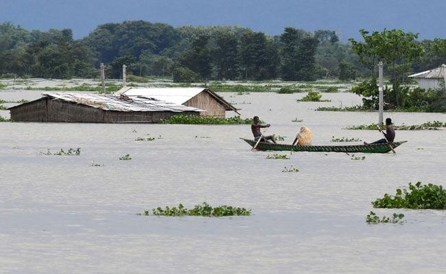 केंद्र ने असम में बाढ़ की स्थिति से निपटने को 346 करोड़ रुपये जारी करने की घोषणा की