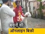 Video : मुंबई में ऑनलाइन मिल रहे हैं बकरे