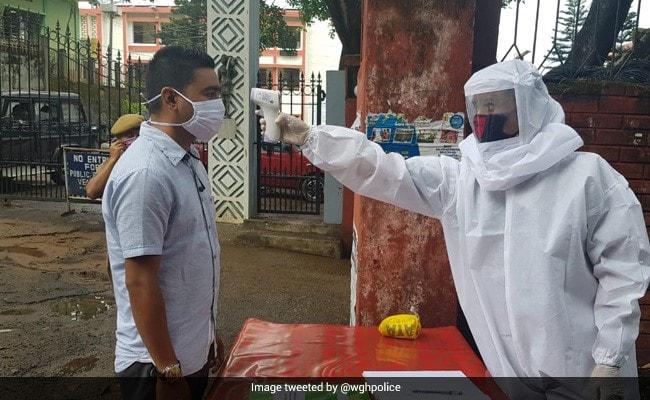 नगालैंड में कोरोना वायरस से संक्रमित तीन और मरीजों की मौत, मेघालय में 59 नए मामले