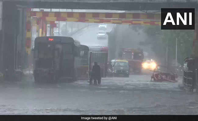 12 Killed In Rain-Related Incidents; Red Alert For Gujarat, Coastal Maharashtra