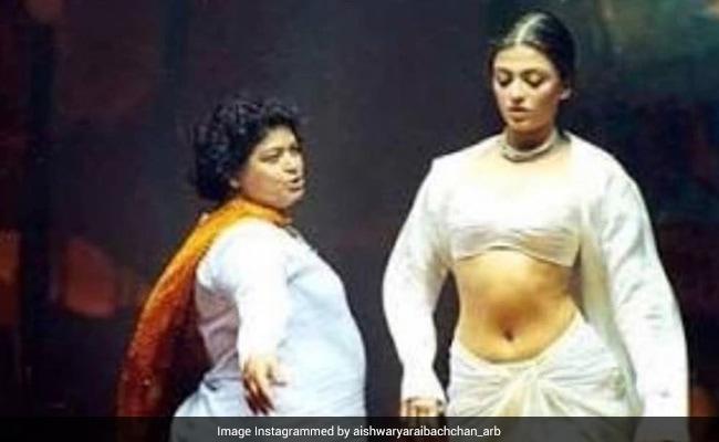 Aishwarya Rai Bachchan Remembers 'Dance Guru' Saroj Khan With Taal Memory
