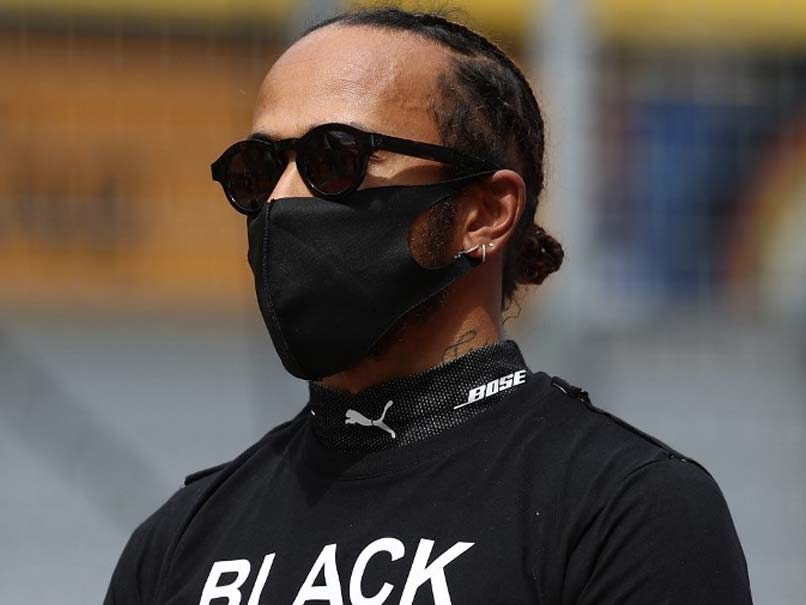 Lewis Hamilton Calls For Better Anti-Racism Focus And Unity In Formula One