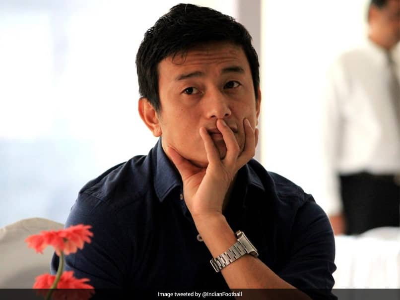 Bhaichung Bhutia Stresses On Need To Strengthen Grassroot Level Football For Better Future