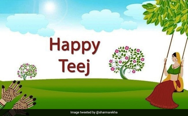 Happy Hariyali Teej 2020: Wishes, Images, Messages And Festivities