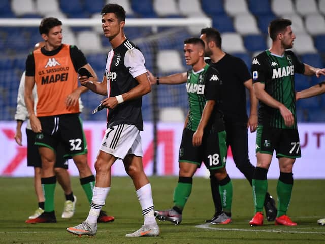 Serie A: Juventus Seven Points Clear After Dramatic Sassuolo Draw