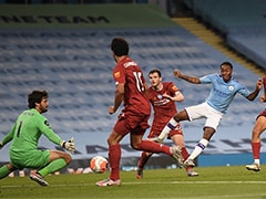 Premier League: Manchester City Lay Down Liverpool Marker With 4-0 Rout
