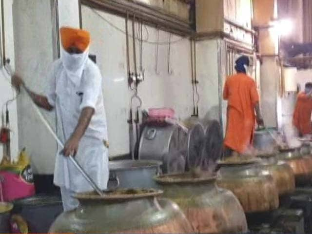 Video: Dil Se Sewa: Gurdwaras Feed Millions During The Pandemic