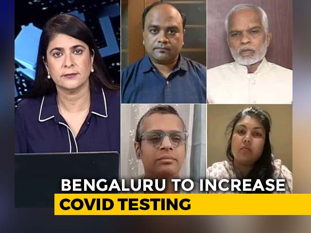 Video : Amid Rising COVID-19 Cases, Karnataka Chief Minister's Emergency Meet