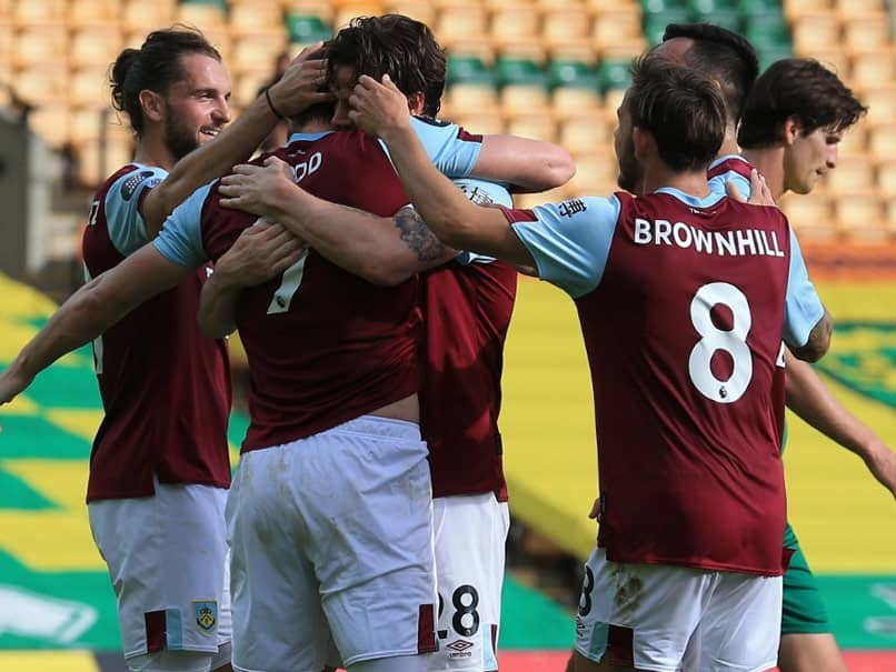 Premier League: Burnley Beat Nine-Man Norwich City To Stay In Europa League Contention