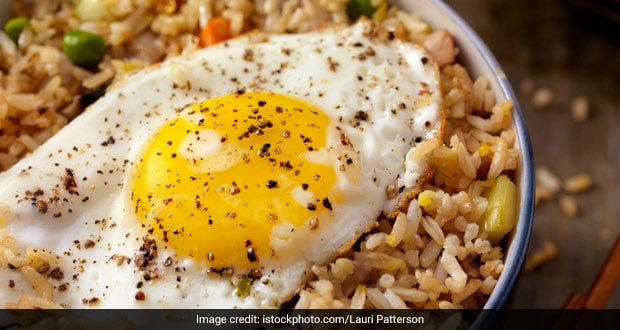 High Protein: How To Make Quick And Easy Egg Fried Rice At Home