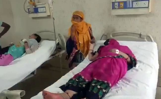 UP Family In Hospital After Eating Food Cooked With Weed Sold As Methi