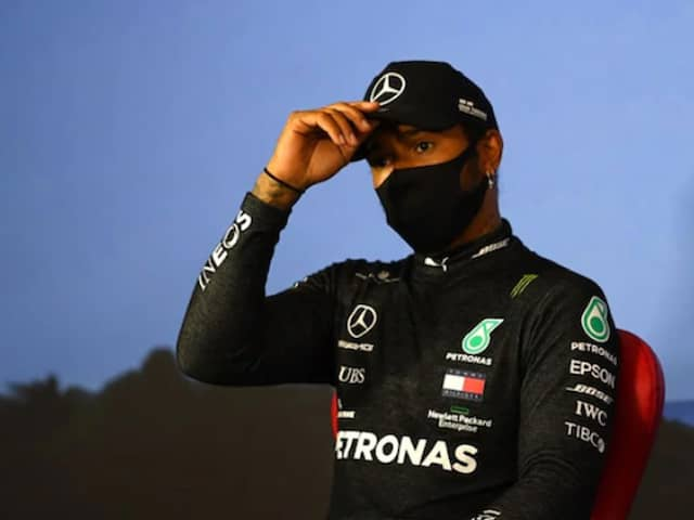 """Lewis Hamilton Eyes """"Super Weird Seventh Silverstone Triumph"""
