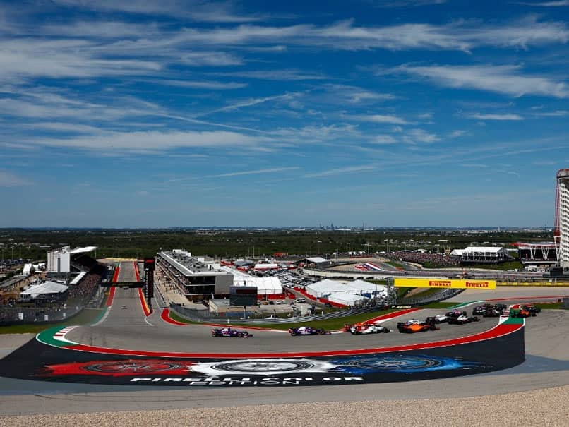 No F1 Grand Prix This Year In The US, Brazil, Mexico, Canada