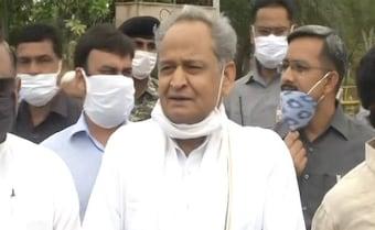 'BJP ने कहा था, यह गिरने वाली छठवीं सरकार होगी': राजस्थान CM अशोक गहलोत का दावा