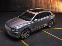 2021 Bentley Bentayga Unveiled