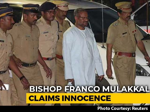 Video : Bishop Accused Of Raping Kerala Nun Goes To Top Court, Seeks To End Case
