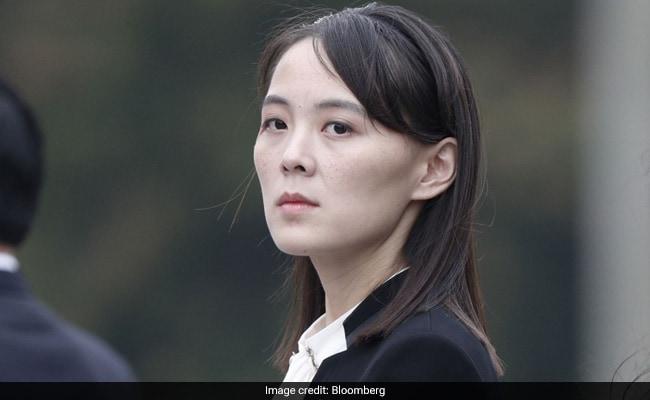 Kim Jong Un's Sister Calls South Korean Officials 'Idiot': Report