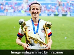 Indian Women's Football Team Coach Wants Players To Develop Attitude Like Megan Rapinoe