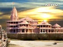 अयोध्या से कमाल खान की रिपोर्ट : दाल राम, रोटी राम, चावल राम, देखें Video