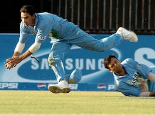 """""""<i>Sorry Badani Bhai</i>"""": Mohammad Kaif Shares Throwback Video Of His Incredible Catch vs Pakistan. Watch"""