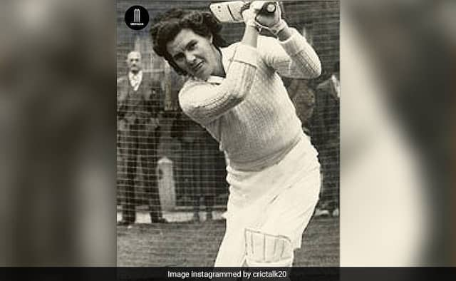 Betty Wilson, the female Bradman First cricketer to score century and take 10 wickets in a Test match