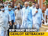 Video : Is Gehlot Government Pushed To The Edge?