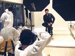 """<I>Sab Badal Chuka Hai</I>:"" A Scene From Arjun Kapoor's Work Diaries"