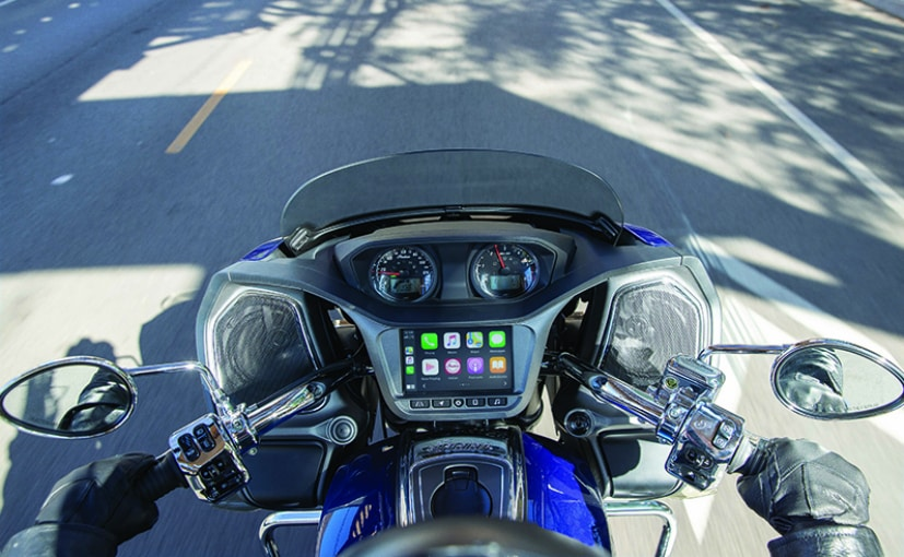 Indian Motorcycle has announced Apple CarPlay integration to certain 2020 models