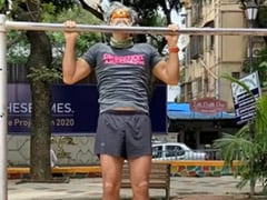 "Milind Soman, Once Again, Shows How ""It's Not Difficult To Get Fit."" See His Post"