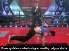 बॉक्सिंग के रिंग में सुशांत सिंह राजपूत ने लगाए थे ऐसे पुश अप्स, अच्छे-अच्छों के छूट जाएंगे पसीने- देखें Video