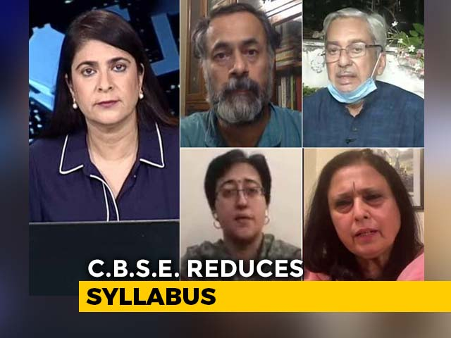 Video : CBSE Removes Chapters On Democratic Rights, Citizenship