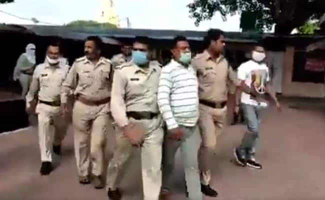 Live Updates: UP Gangster Vikas Dubey Arrested At Madhya Pradesh Temple