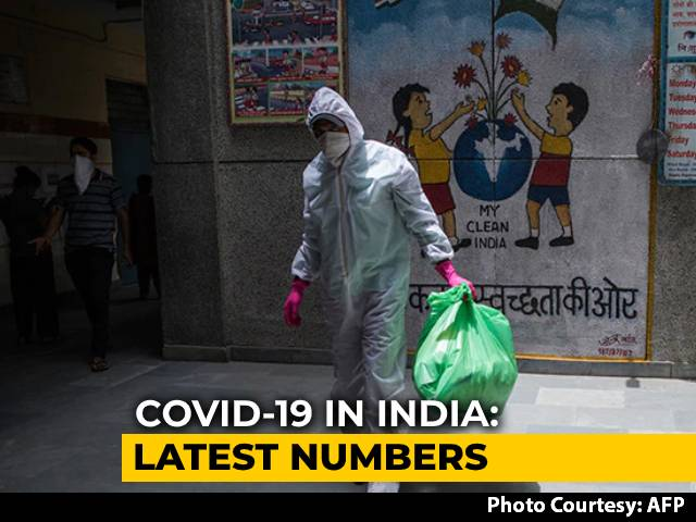 Video : 37,148 New COVID-19 Cases In Last 24 Hours Take India's Tally To 11.55 Lakh