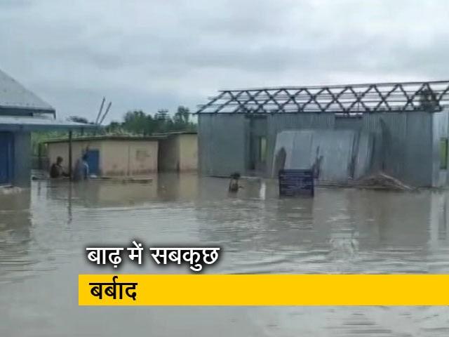 Video : असम में 27 लाख बाढ़ प्रभावित, अब तक 81 लोगों की मौत