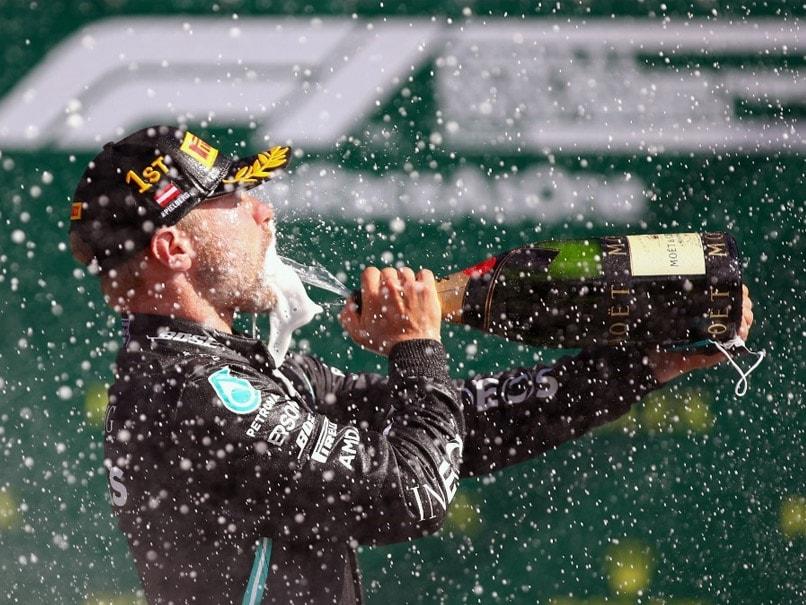 Formula One: Mercedes Valtteri Bottas Wins Season-Opening Austrian Grand Prix