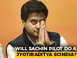 Video : Told You So: Jyotiraditya Scindia Tweet On Sachin Pilot