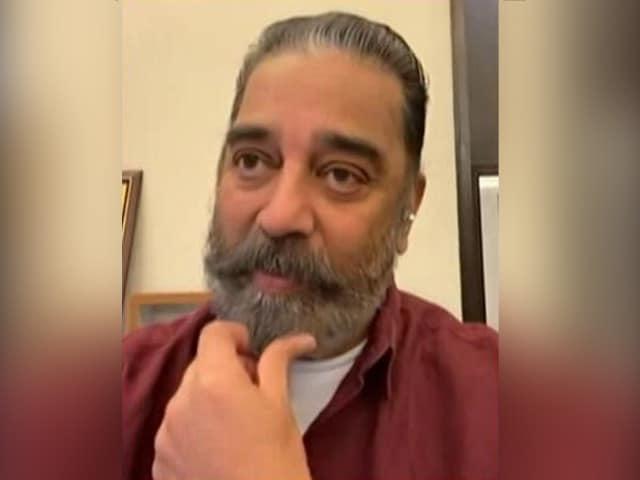 Video: Time For Satyagraha Again: Kamal Haasan On Current Political Scenario
