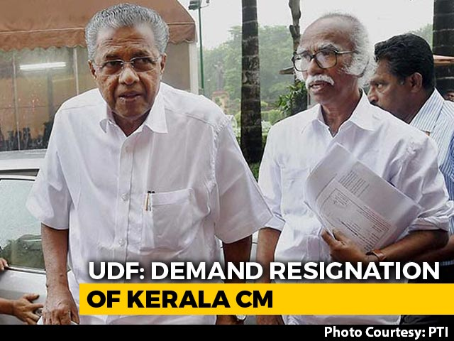 Video : Gold Smuggling Case: Opposition To Bring No-Confidence Motion Against Kerala Government