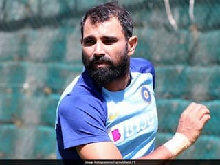 "Mohammed Shami Says ""Have Been In Good Rhythm, Dont Feel Any Stiffness"""