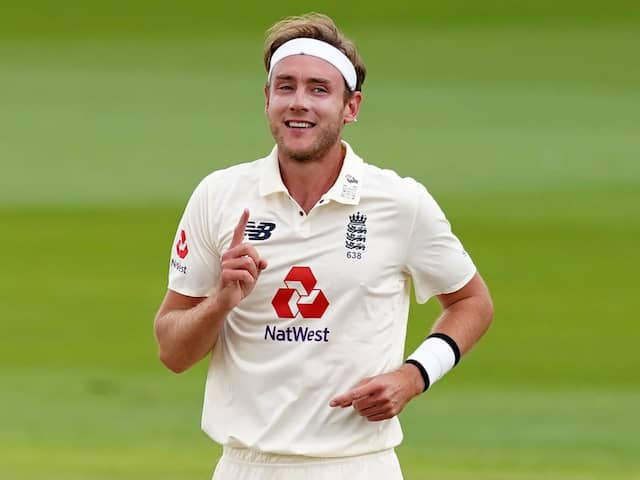 """Stuart Broad Reveals Tactical Change That Took His Game To A """"Really Exciting Level"""""""