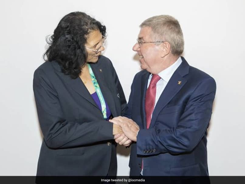 Anita DeFrantz Assumes Office As First Vice-President Of International Olympic Committee
