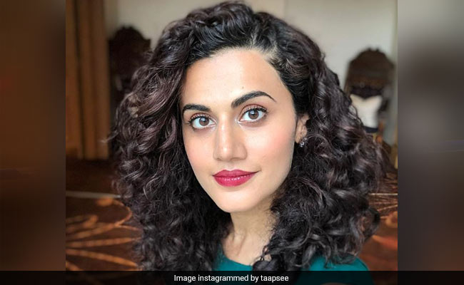 Amrita Singh Sent This Message To Her Badla Co-Star Taapsee Pannu, With A Little Help From Daughter Sara Ali Khan