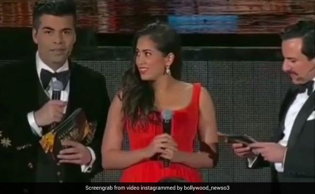 मीरा राजपूत ने अवार्ड शो में टाइगर श्रॉफ की गर्लफ्रेंड के नाम का किया खुलासा, सोशल मीडिया पर वायरल हो रहा है Video