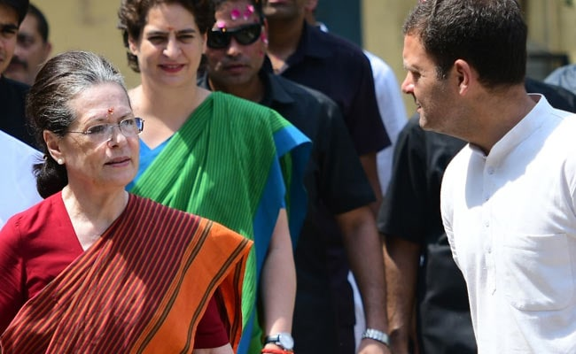 Gandhis Play Right Into BJP Caricature Of Them - by Vir Sanghvi
